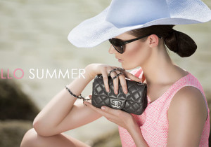 summer lookbook chanel flap